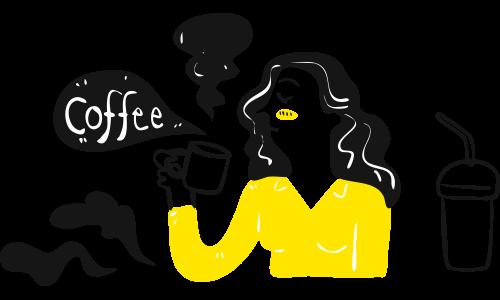 会員になればカフェを10%OFF(会員証提示)で利用できます。